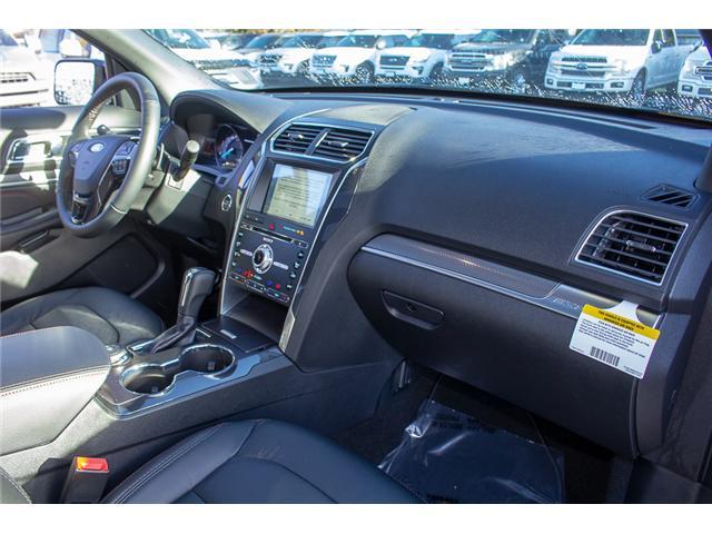 2018 Ford Explorer Sport (Stk: 8EX46344) in Surrey - Image 16 of 27