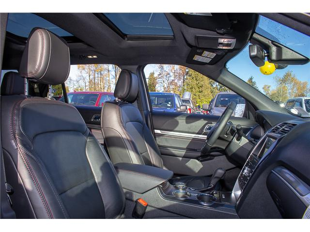 2018 Ford Explorer Sport (Stk: 8EX46344) in Surrey - Image 17 of 27
