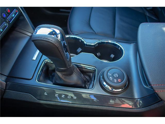2018 Ford Explorer Sport (Stk: 8EX46344) in Surrey - Image 25 of 27