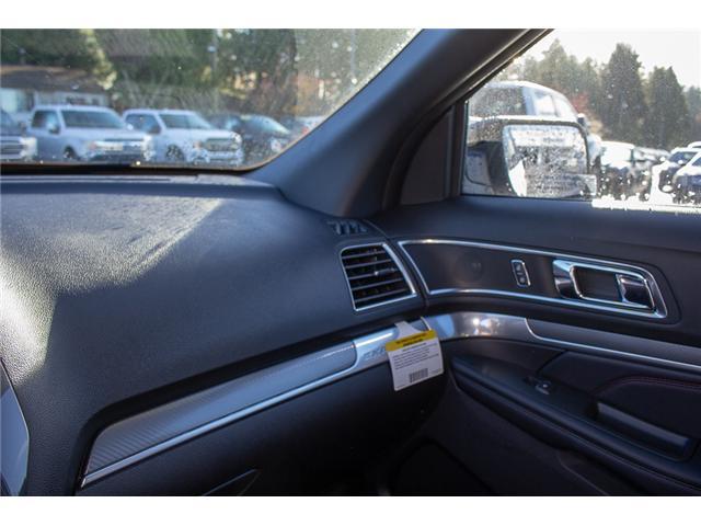 2018 Ford Explorer Sport (Stk: 8EX46344) in Surrey - Image 26 of 27