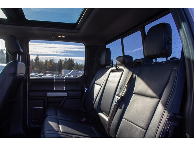 2017 Ford F-350 Lariat (Stk: 8F17313A) in Surrey - Image 15 of 29
