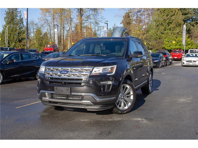 2019 Ford Explorer Limited (Stk: 9EX3856) in Surrey - Image 3 of 27