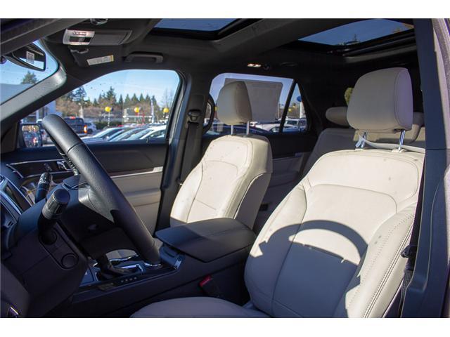 2019 Ford Explorer Limited (Stk: 9EX3856) in Surrey - Image 11 of 27