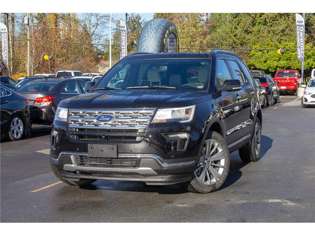 2019 Ford Explorer Limited (Stk: 9F13379) in Surrey - Image 3 of 30