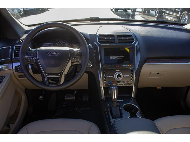 2019 Ford Explorer Limited (Stk: 9EX3856) in Surrey - Image 14 of 27