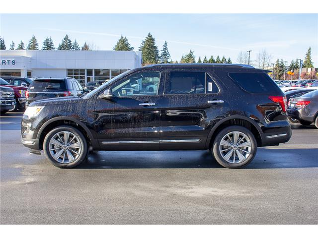 2019 Ford Explorer Limited (Stk: 9F13379) in Surrey - Image 4 of 30