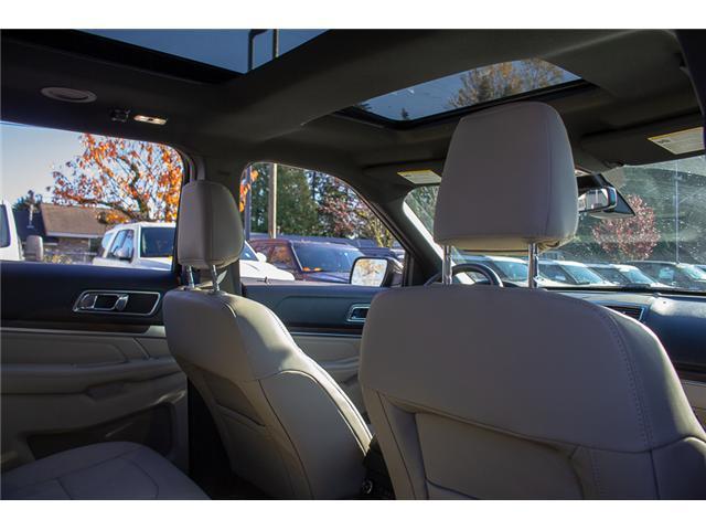 2019 Ford Explorer Limited (Stk: 9EX3856) in Surrey - Image 16 of 27