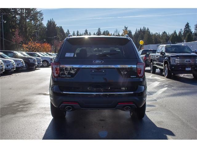 2019 Ford Explorer Limited (Stk: 9F13379) in Surrey - Image 6 of 30