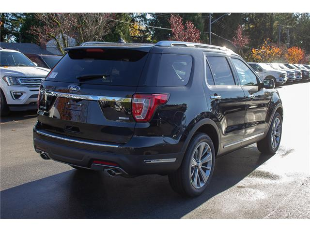 2019 Ford Explorer Limited (Stk: 9F13379) in Surrey - Image 7 of 30