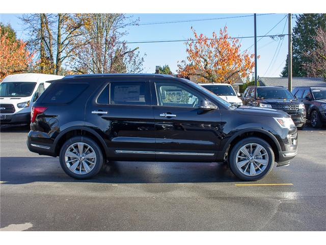 2019 Ford Explorer Limited (Stk: 9F13379) in Surrey - Image 8 of 30