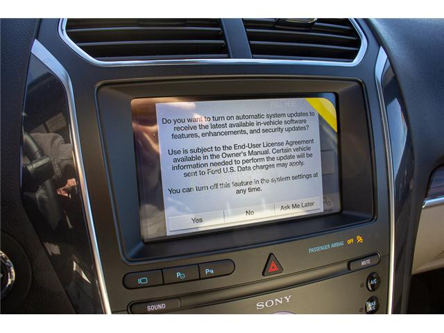 2019 Ford Explorer Limited (Stk: 9EX3856) in Surrey - Image 22 of 27