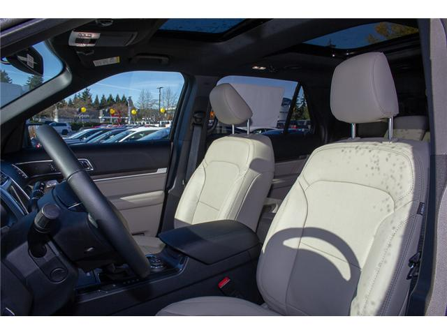 2019 Ford Explorer Limited (Stk: 9F13379) in Surrey - Image 11 of 30