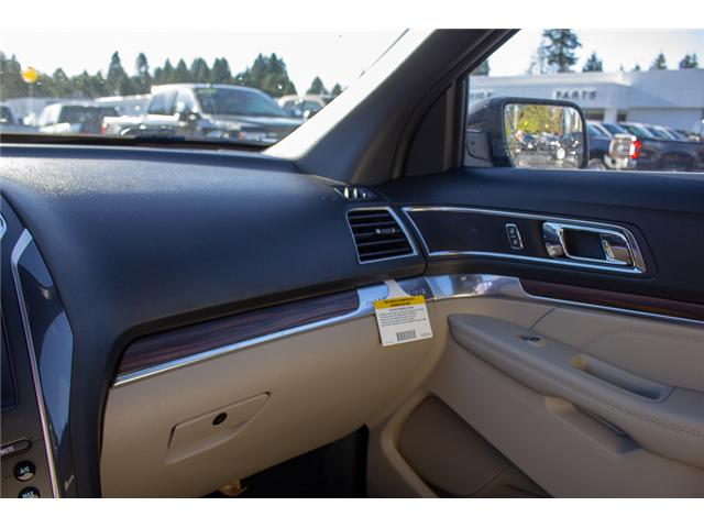 2019 Ford Explorer Limited (Stk: 9EX3856) in Surrey - Image 26 of 27