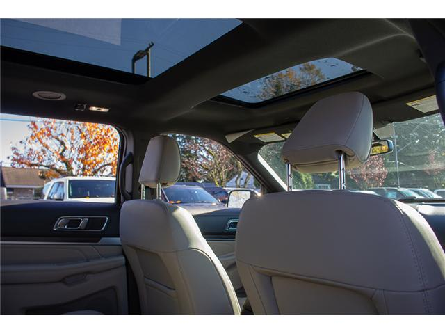 2019 Ford Explorer Limited (Stk: 9F13379) in Surrey - Image 17 of 30