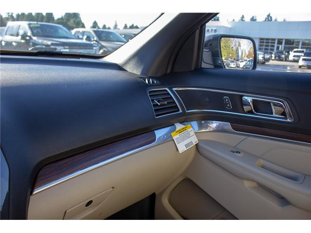 2019 Ford Explorer Limited (Stk: 9F13379) in Surrey - Image 27 of 30