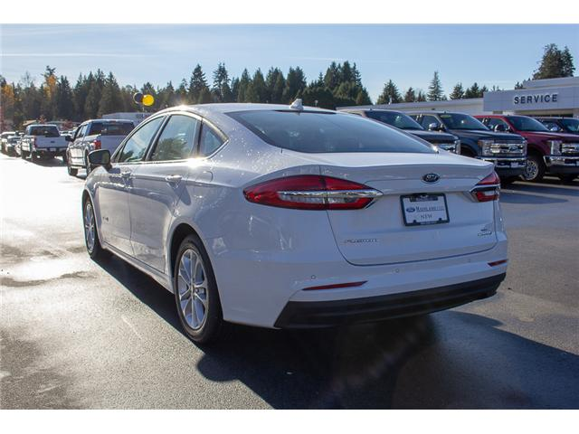 2019 Ford Fusion Hybrid SE (Stk: 9FU9461) in Vancouver - Image 5 of 26