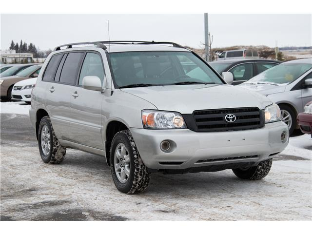 2006 Toyota Highlander V6 (Stk: P353) in Brandon - Image 2 of 12