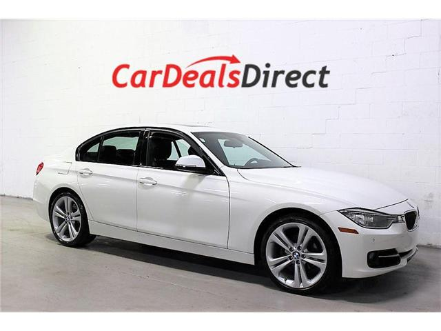 2014 BMW 328i xDrive (Stk: R82907) in Vaughan - Image 1 of 30
