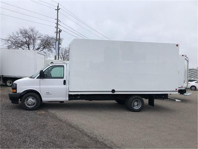 2019 Chevrolet Express 4500 New 2019 Express 16' Cube-Van (Stk: ST95099) in Toronto - Image 3 of 16