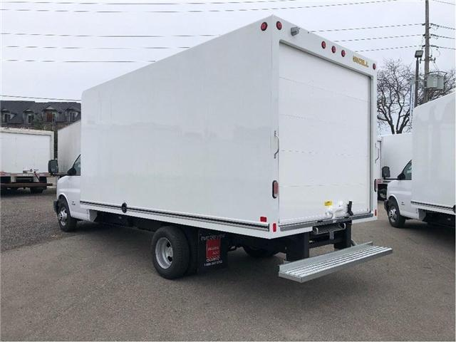 2019 Chevrolet Express 4500 New 2019 Express 16' Cube-Van (Stk: ST95099) in Toronto - Image 5 of 16