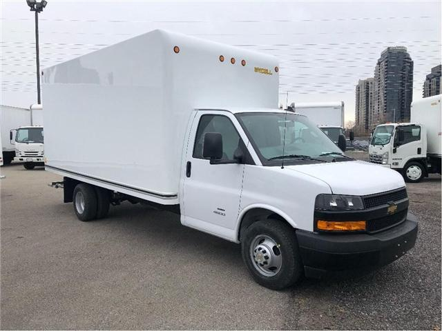 2019 Chevrolet Express 4500 New 2019 Express 16' Cube-Van (Stk: ST95099) in Toronto - Image 9 of 16