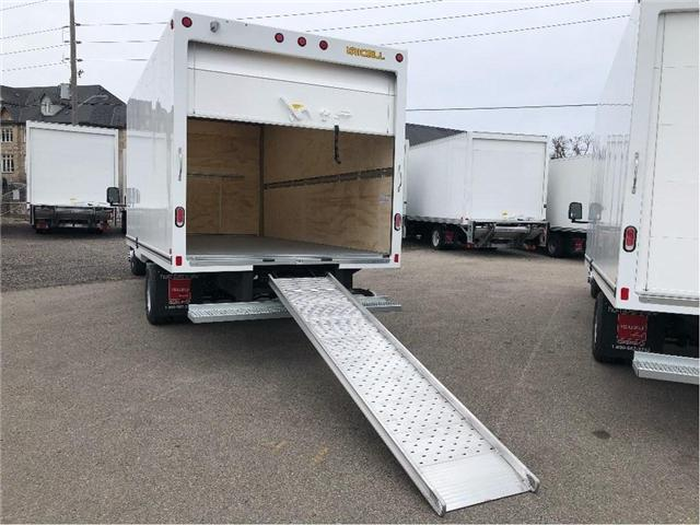 2019 Chevrolet Express 4500 New 2019 Express 16' Cube-Van (Stk: ST95099) in Toronto - Image 16 of 16