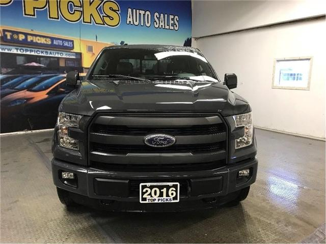 2016 Ford F-150 Lariat (Stk: 75743) in NORTH BAY - Image 2 of 30