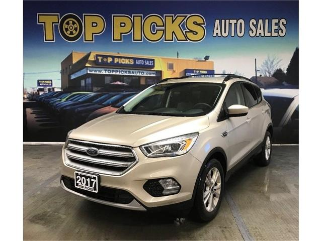 2017 Ford Escape SE (Stk: 13836) in NORTH BAY - Image 1 of 30