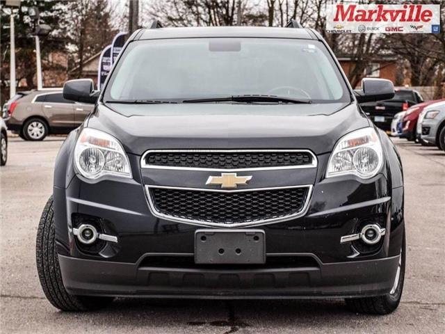 2013 Chevrolet Equinox 2LT-LEATHER-GM CERTIFIED PRE-OWNED-TRADE-IN (Stk: P6238) in Markham - Image 2 of 26