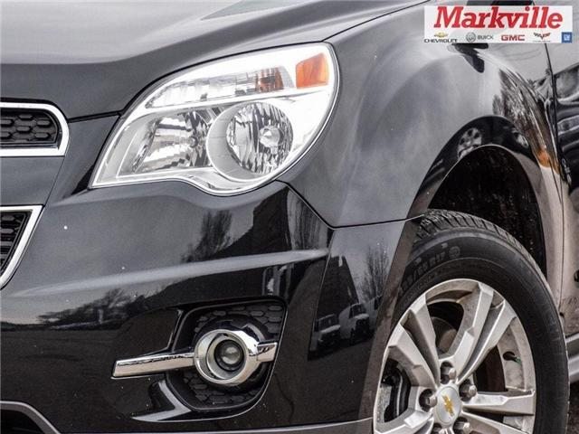 2013 Chevrolet Equinox 2LT-LEATHER-GM CERTIFIED PRE-OWNED-TRADE-IN (Stk: P6238) in Markham - Image 9 of 26