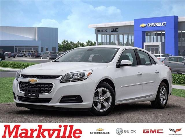 2016 Chevrolet Malibu ONLY 12,123KMS!!!-GM CERTIFIED PRE-OWNED-1 OWNER (Stk: 268135A) in Markham - Image 1 of 26
