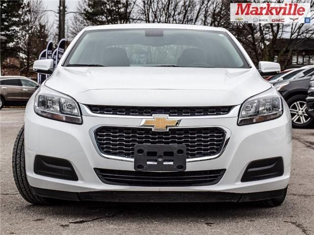 2016 Chevrolet Malibu ONLY 12,123KMS!!!-GM CERTIFIED PRE-OWNED-1 OWNER (Stk: 268135A) in Markham - Image 2 of 26
