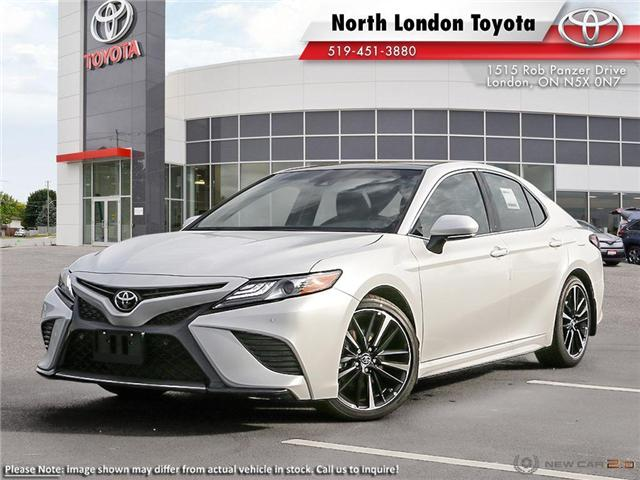 2019 Toyota Camry XSE (Stk: 219142) in London - Image 1 of 24