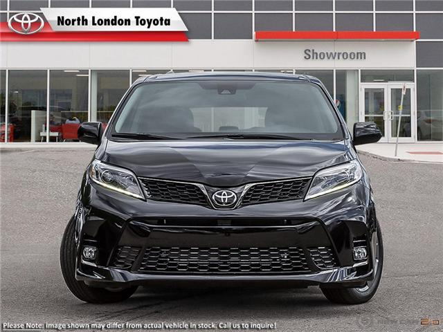 2019 Toyota Sienna Technology Package (Stk: 219095) in London - Image 2 of 24