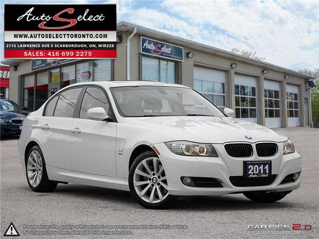2011 BMW 328i xDrive (Stk: 11XD316L) in Scarborough - Image 1 of 28