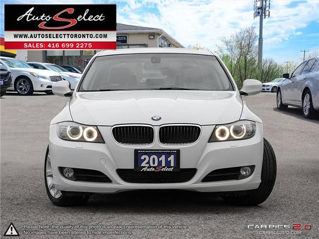 2011 BMW 328i xDrive (Stk: 11XD316L) in Scarborough - Image 2 of 28