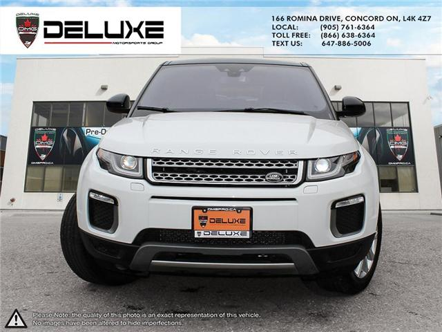 2016 Land Rover Range Rover Evoque SE (Stk: D0496) in Concord - Image 2 of 21