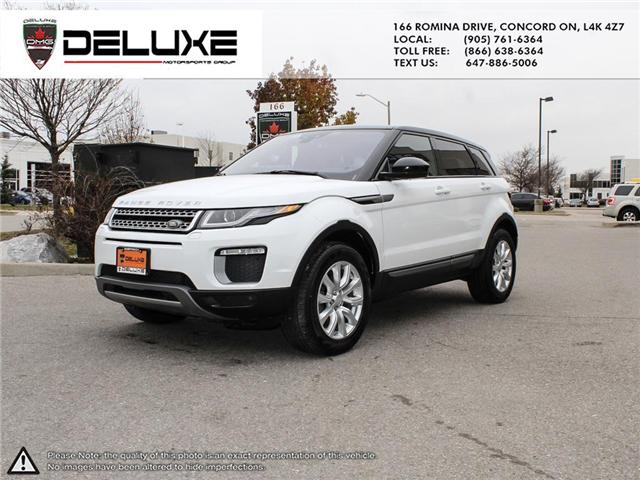 2016 Land Rover Range Rover Evoque SE (Stk: D0496) in Concord - Image 8 of 21