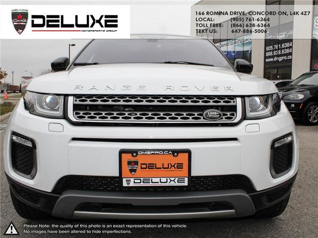 2016 Land Rover Range Rover Evoque SE (Stk: D0496) in Concord - Image 10 of 21