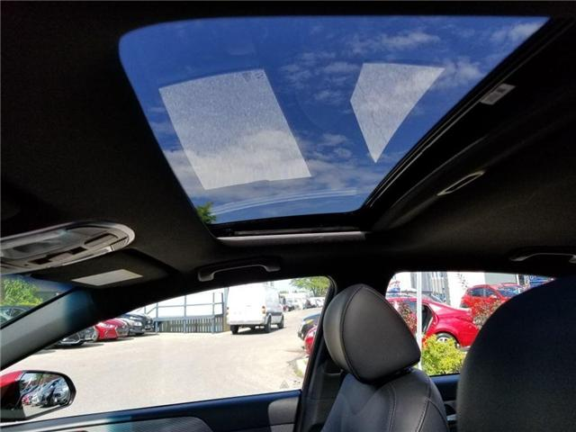 2018 Hyundai Sonata Sport-Alloy-Leather and sunroof (Stk: op9957) in Mississauga - Image 14 of 23