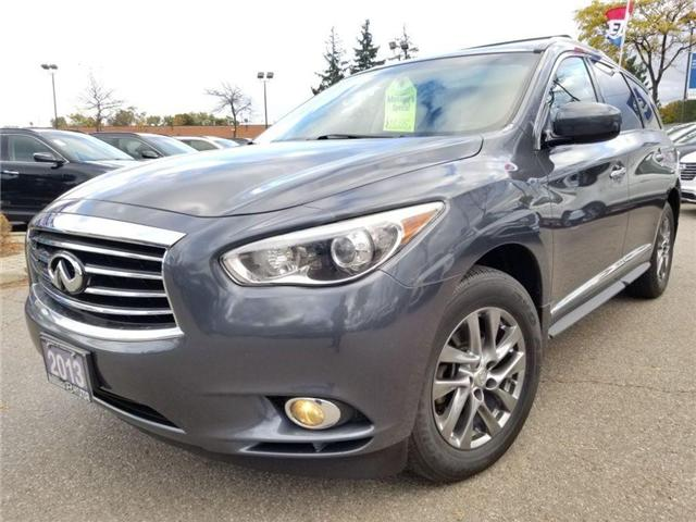 2013 Infiniti JX35 Base-IN GREAT CONDITION..CALL US (Stk: 38168b) in Mississauga - Image 1 of 21