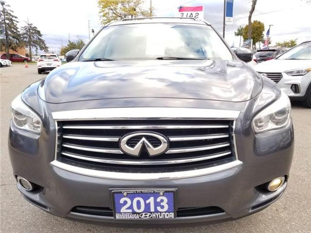2013 Infiniti JX35 Base-IN GREAT CONDITION..CALL US (Stk: 38168b) in Mississauga - Image 2 of 21