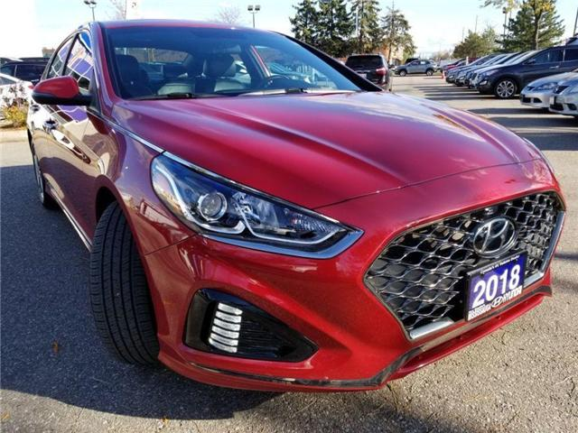 2018 Hyundai Sonata Sport-as new Great deal (Stk: op10021) in Mississauga - Image 3 of 26