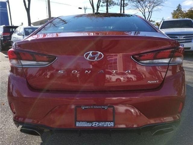 2018 Hyundai Sonata Sport-as new Great deal (Stk: op10021) in Mississauga - Image 6 of 26