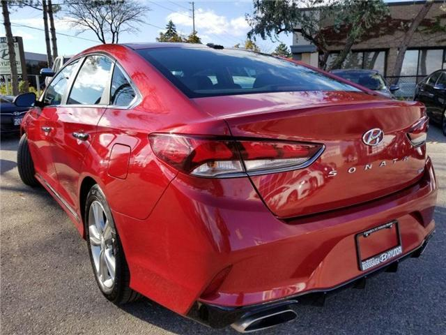 2018 Hyundai Sonata Sport-as new Great deal (Stk: op10021) in Mississauga - Image 7 of 26