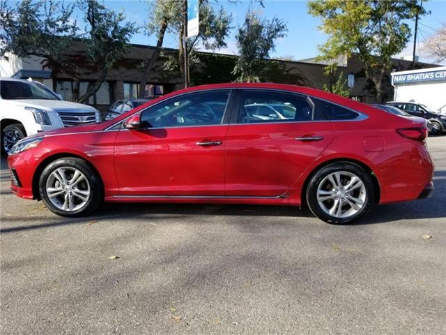 2018 Hyundai Sonata Sport-as new Great deal (Stk: op10021) in Mississauga - Image 8 of 26