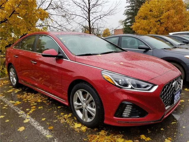 2018 Hyundai Sonata Sport-low kms great deal (Stk: op10007) in Mississauga - Image 2 of 18