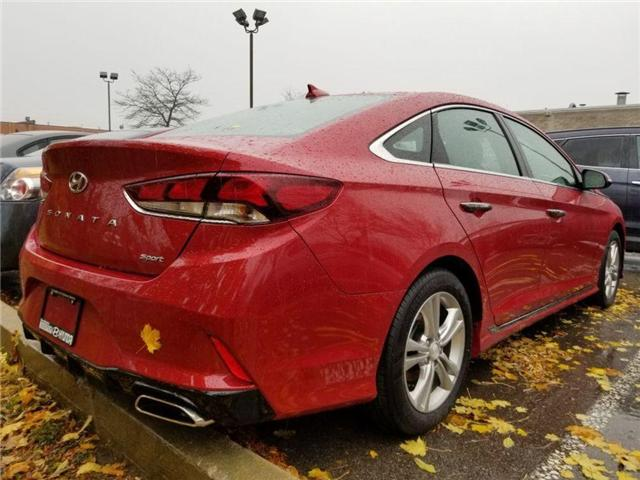 2018 Hyundai Sonata Sport-low kms great deal (Stk: op10007) in Mississauga - Image 4 of 18