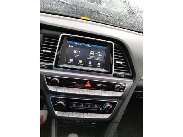 2018 Hyundai Sonata Sport-low kms great deal (Stk: op10007) in Mississauga - Image 11 of 18