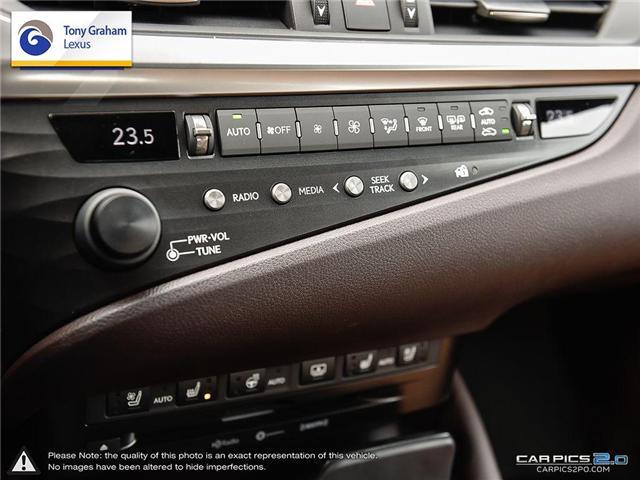 2019 Lexus ES 350 Premium (Stk: P8232) in Ottawa - Image 20 of 29